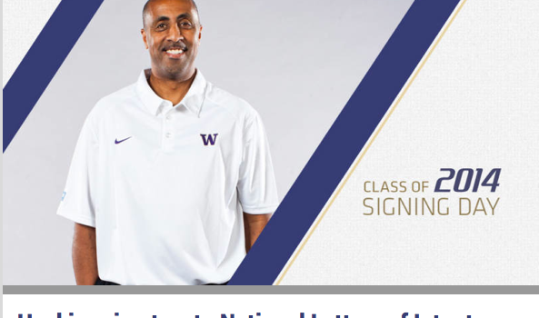 Tristan signs with Washington!