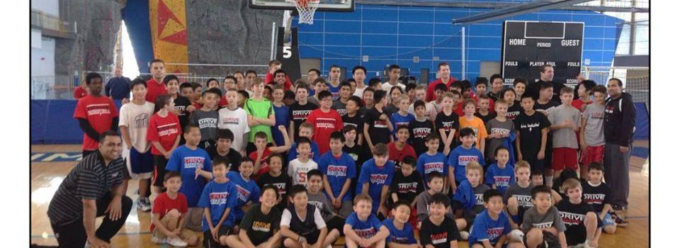 DRIVE Holiday Hoops Camps