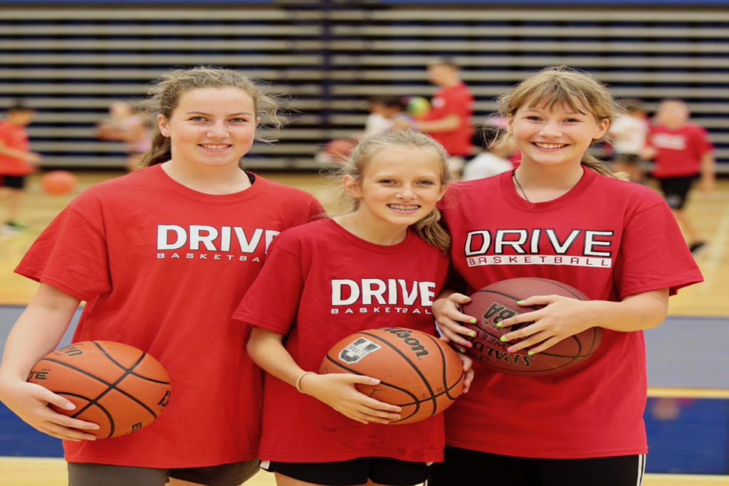 Drive - small groups - 3